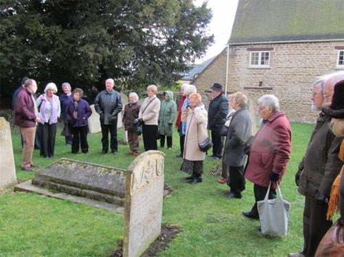 helpston grave
