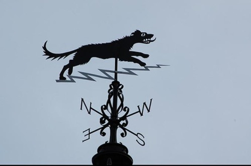 WEATHER VANE xxxxxx