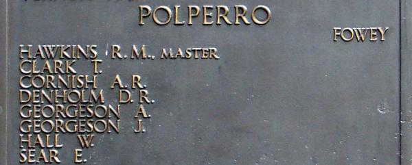 Polperro tower hil ww2 meorial