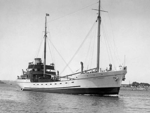 Port Tuaranga, was the sister ship of M.V.Underwood