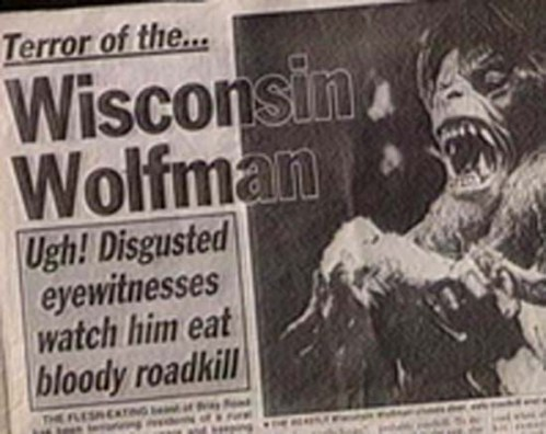 WisconsinWolfnespaper ccccccc
