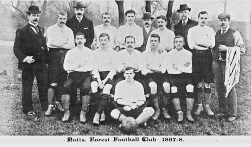forest team