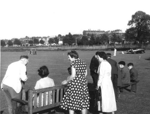 cricket 1957