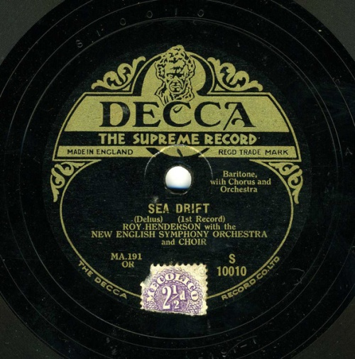 Decca_1929_Sea_Drift