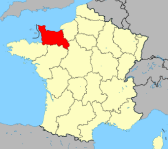 basse norm map national