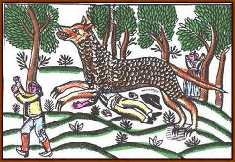 beast 1709