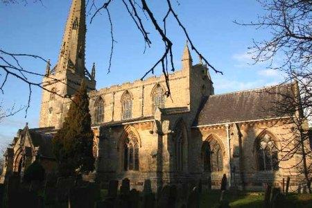 St.Chad's church, Welbourn