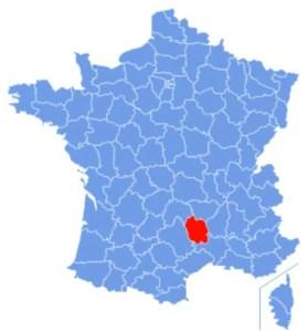 lozere map xxxxxxxx