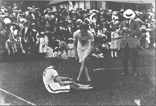 sports day 1913
