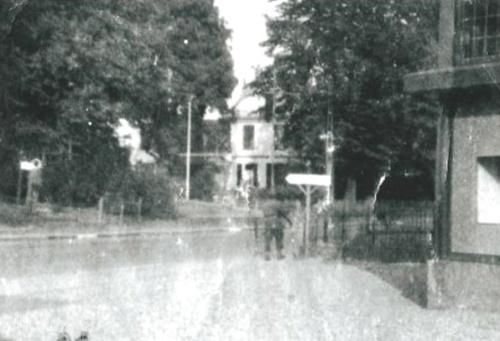 corner street