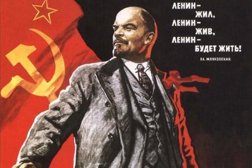 Lenin-Hooray