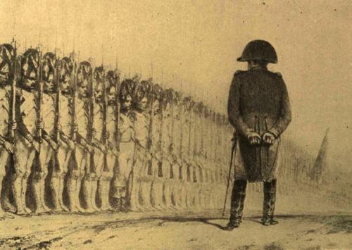 napoleon-passant-en-revue