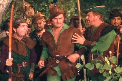robin hood- heroes